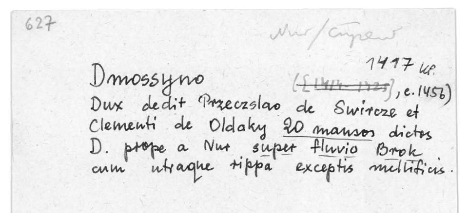 Zbuduj z nami drzewo genealogiczne rodu Dmochowskich